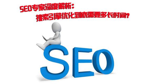 SEO专家深度解析:搜索引擎优化到底需要多长时间?